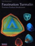 Großformatiger Bildband mit allen Phänomenen zur Kristallografie des Turmalins allgemein und Farbigkeit der sogenannten schwarzen Turmaline im Besonderen.